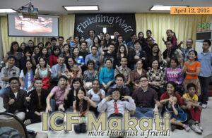 ICF Makati - Christian Community Makati