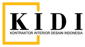 Logo KIDI - kontraktor interior desain indonesia