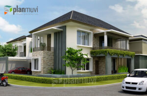 planmuvi - kontraktor interior rumah tinggal