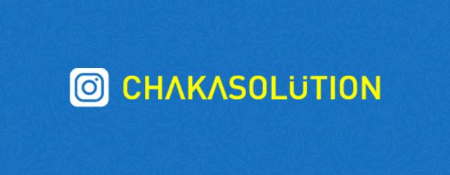 cara mengganti font instagram - chaka solution