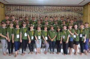 yayasan nests - heart of mentawai - nests fm - kami mengasihi kami peduli - chaka solution