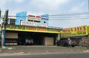 mega jaya store - supplier triplek gulung - supplier triplek bending - supplier plywood