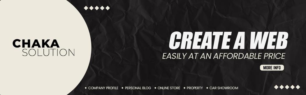 jasa pembuatan website profesional - chaka solution