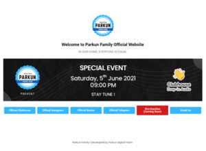 parkun family official website - parkir akun - chaka solution